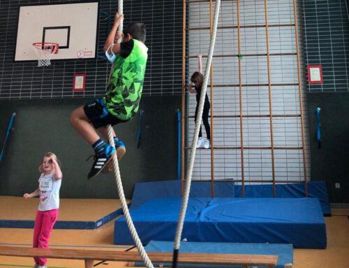 """Aktionstag """"Jugend trainiert-gemeinsam bewegen"""""""